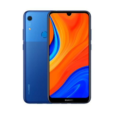 HUAWEI Y6S - Orchid Blue