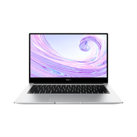 HUAWEI MateBook D 14 8+512GB - Mystic Silver