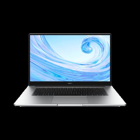 HUAWEI MateBook D 15 8+256GB - Mystic Silver ENG