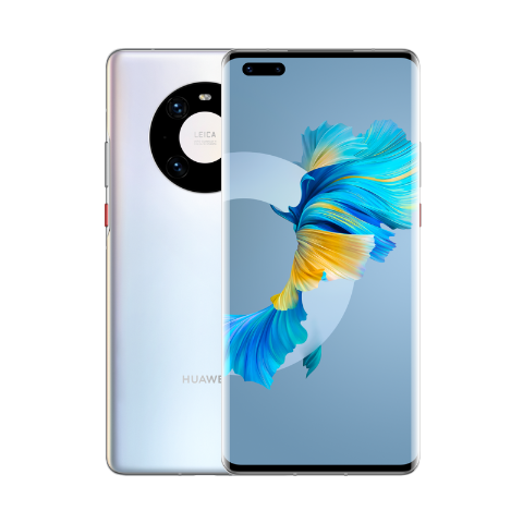HUAWEI Mate 40 Pro - Mystic Silver