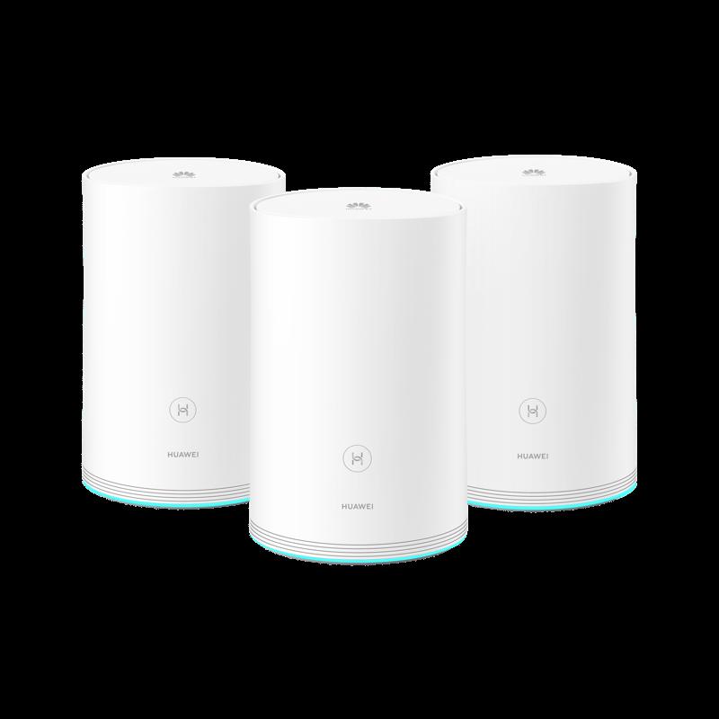 HUAWEI WiFi Q2 Pro (Pack de 3 · Hybride)