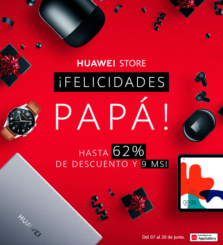 Huawei Fathers Day
