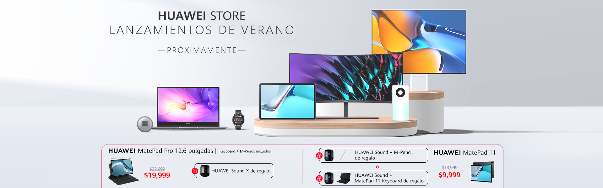 Huawei New Releases