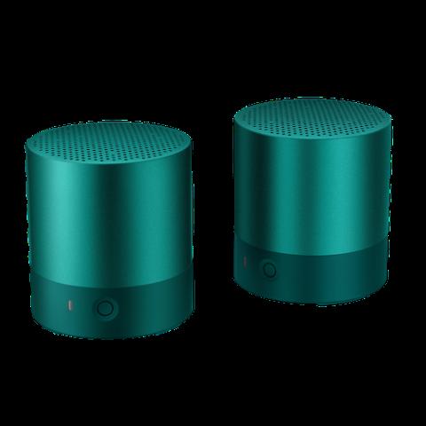 HUAWEI Minialtavoz con Bluetooth Doble (Verde)