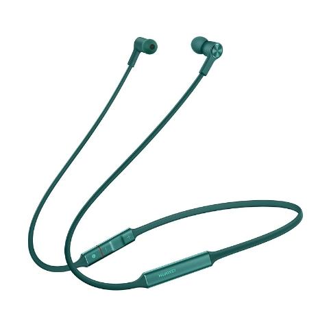 Беспроводные Bluetooth-наушники HUAWEI FreeLace Изумрудно-зеленый
