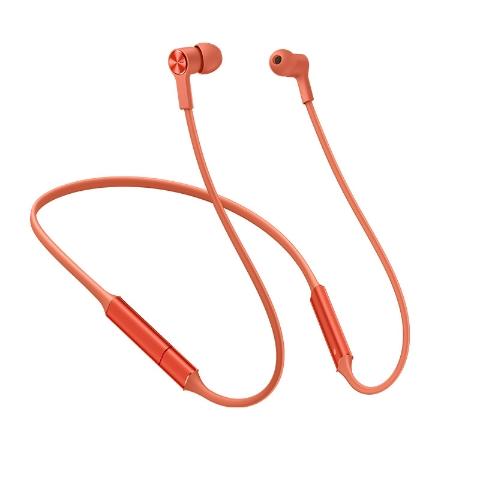 Беспроводные Bluetooth-наушники HUAWEI FreeLace  Оранжевый
