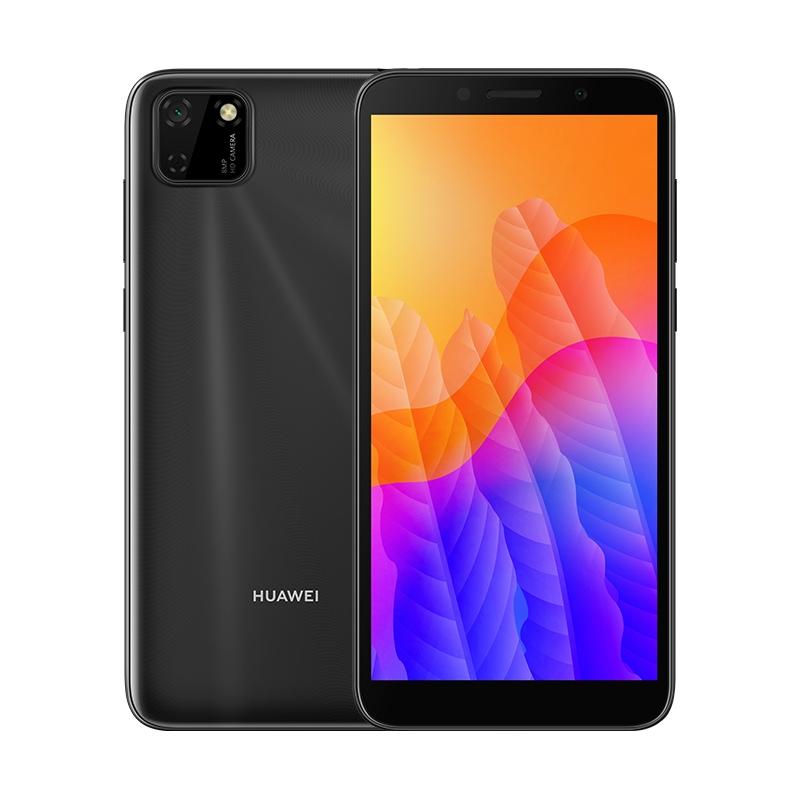 Смартфон HUAWEI Y5p Полночный черный