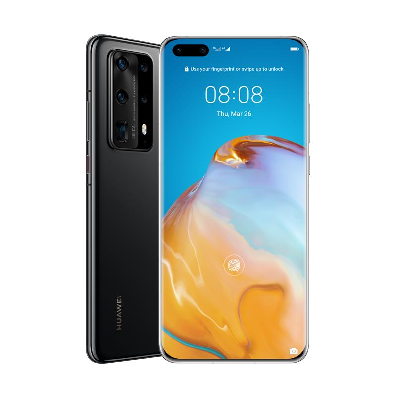 Картинка - Смартфон HUAWEI P40 Pro Plus 8 ГБ + 512 ГБ