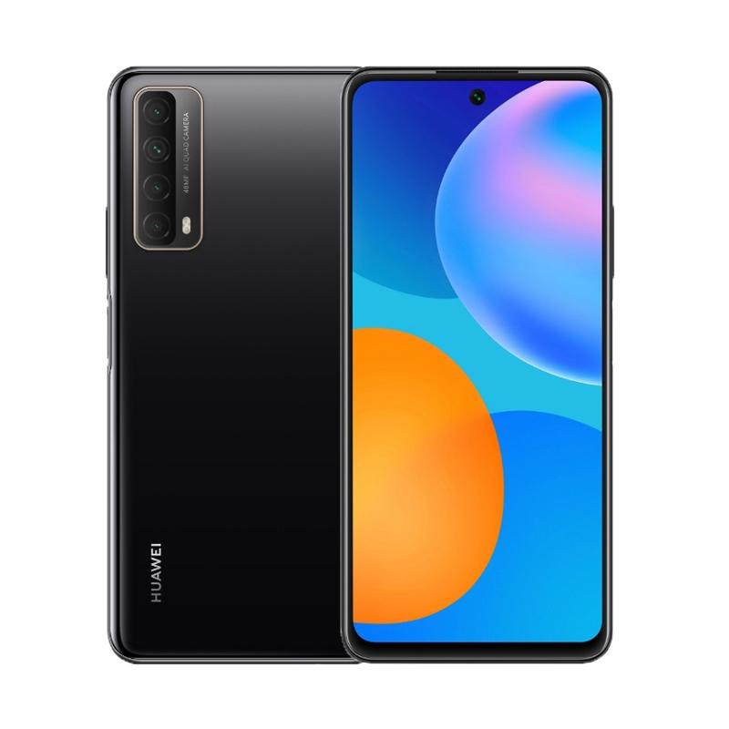 Смартфон HUAWEI P smart 2021 Полночный черный