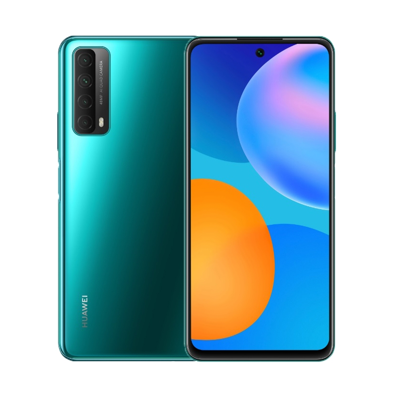 Смартфон HUAWEI P smart 2021 Ярко-зеленый