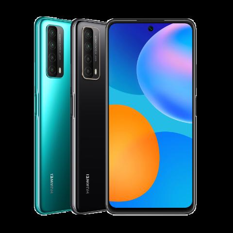 HUAWEI P smart 2021 Ярко-зеленый