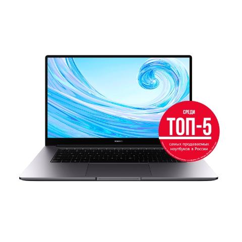 HUAWEI MateBook D 15 AMD R7 8 ГБ + 512 ГБ
