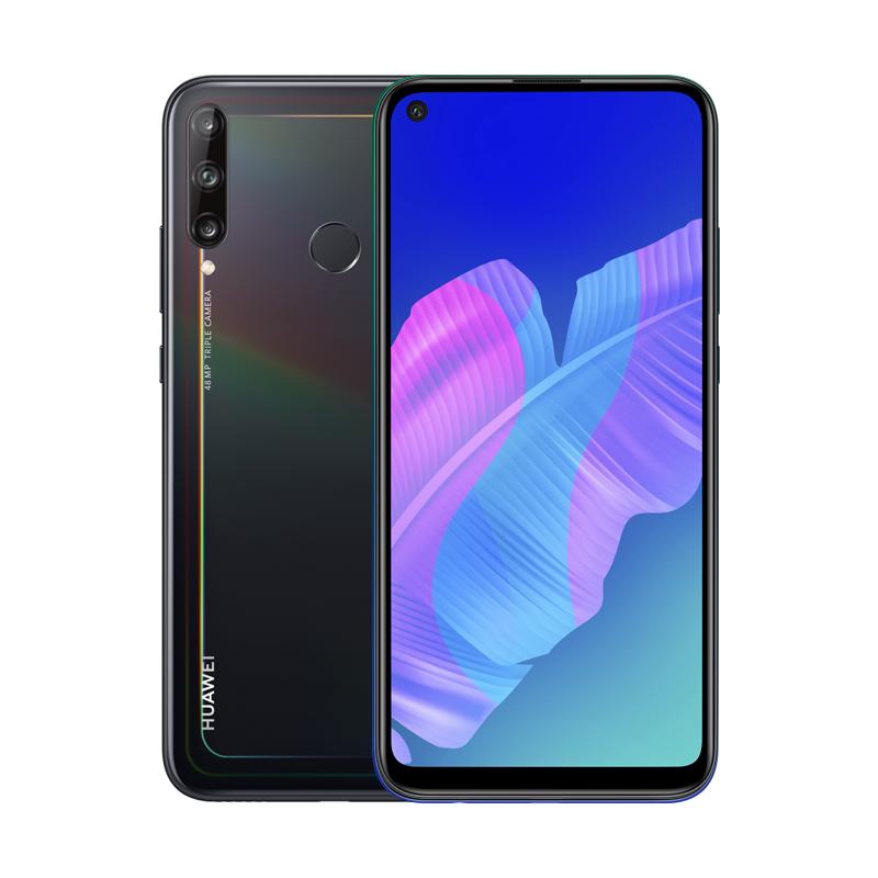 Смартфон HUAWEI P40 lite E NFC Полночный черный