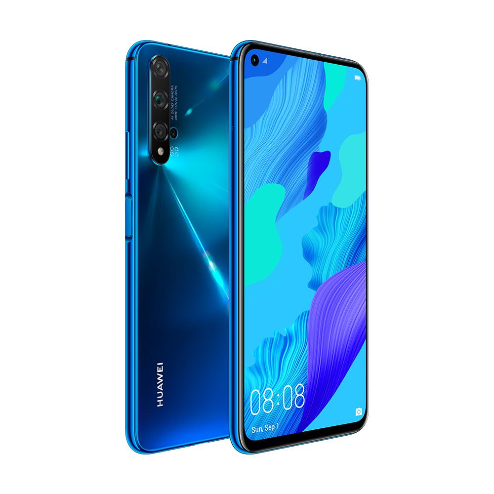 Смартфон HUAWEI nova 5T 6 ГБ + 128 ГБ фото